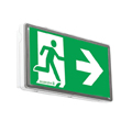 Evacuation Road Direction - Surface Mounted