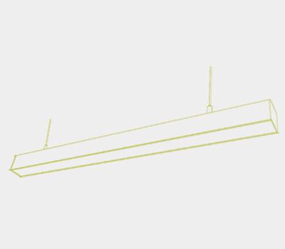 Quartz R/S - Linear luminaire