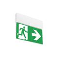 Evacuation Road Direction – Suspended