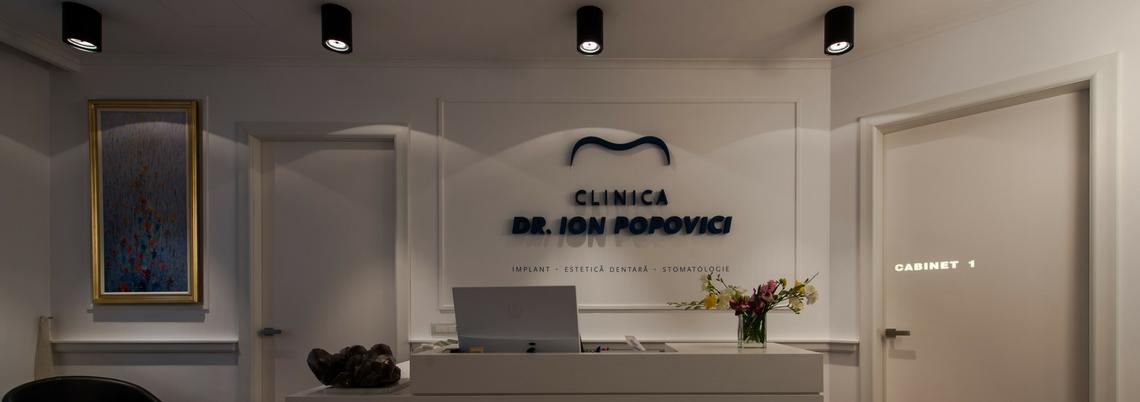 Clinică stomatologică Dr. Ion Popovici